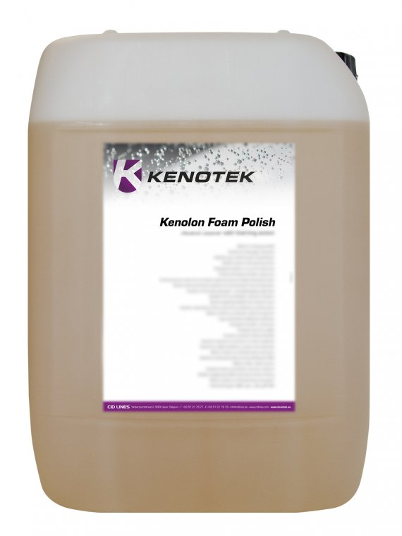 Kenolon Foam Polish