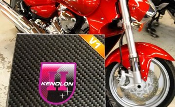 The easiest way to maintain your motorbike!